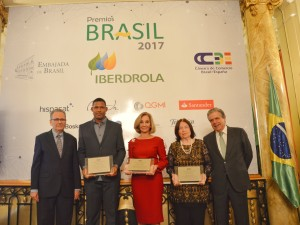 Entrega Premios Brasil 2017 CCBE