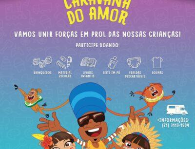 Caravana do amor realiza sua segunda edição em 2019