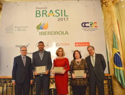 Associação Pracatum recebe Prêmio Brasil 2017